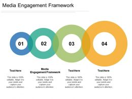 Media Engagement Framework Ppt Powerpoint Presentation File Influencers Cpb
