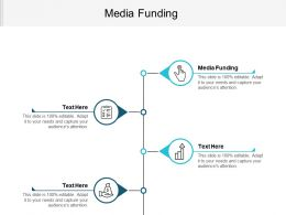 Media Funding Ppt Powerpoint Presentation Gallery Files Cpb