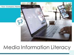 Media Information Literacy Framework Opportunity Competence Technology Process