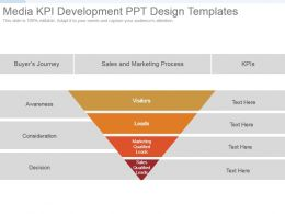 Media Kpi Development Ppt Design Templates