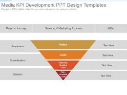 Media Kpi Development Ppt Design Templates