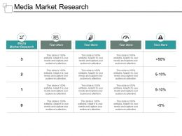 Media Market Research Ppt Powerpoint Presentation Styles Example Introduction Cpb