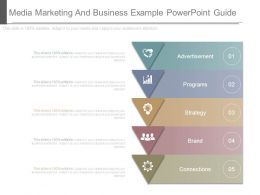 Media Marketing And Business Example Powerpoint Guide