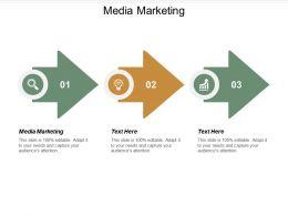 Media Marketing Ppt Powerpoint Presentation Gallery Visuals Cpb