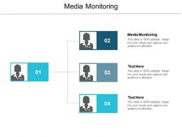 Media Monitoring Ppt Powerpoint Presentation Layouts Brochure Cpb