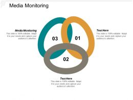 Media Monitoring Ppt Powerpoint Presentation Layouts Show Cpb