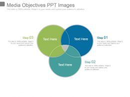 Media Objectives Ppt Images