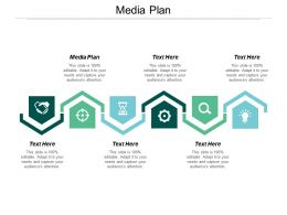 Media Plan Ppt Powerpoint Presentation Ideas Infographic Template Cpb
