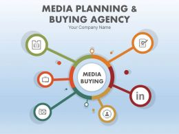 Media Planning And Buying Agency PowerPoint Presentation Slides