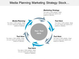 Media Planning Marketing Strategy Stock Management Network Marketing Cpb