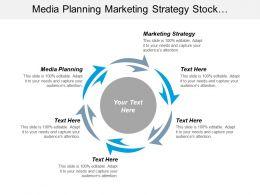 Media Planning Marketing Strategy Stock Management Network Marketing Cpb
