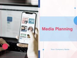 Media Planning Powerpoint Presentation Slides
