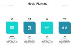 Media Planning Ppt Powerpoint Presentation Guide Cpb