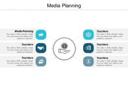 Media Planning Ppt Powerpoint Presentation Infographic Template Slides Cpb