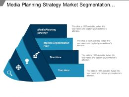 Media Planning Strategy Market Segmentation Plan Digital Marketing Cpb