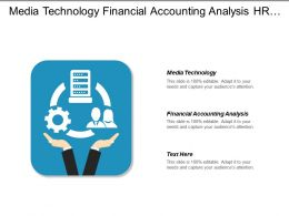 Media Technology Financial Accounting Analysis Hr Organisation Asset Management Cpb