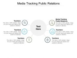 Media Tracking Public Relations Ppt Powerpoint Presentation Outline Structure Cpb