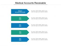 Medical Accounts Receivable Ppt Powerpoint Presentation Outline Guide Cpb
