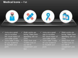medical_assistant_bandage_aids_symbol_medicine_ppt_icons_graphics_Slide01