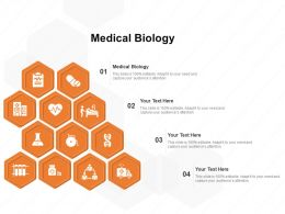 Medical Biology Ppt Powerpoint Presentation Professional Layouts