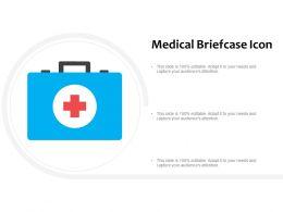 Medical Briefcase Icon