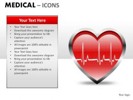 Medical Icons Powerpoint Presentation Slides