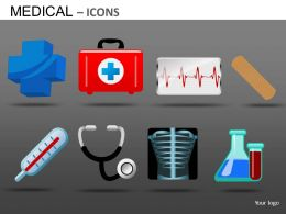 Medical Icons Powerpoint Presentation Slides DB