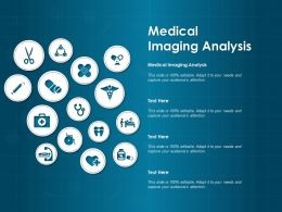 Medical Imaging Analysis Ppt Powerpoint Presentation Infographics Styles