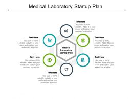 Medical Laboratory Startup Plan Ppt Powerpoint Presentation Show Backgrounds Cpb