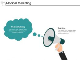 Medical Marketing Ppt Powerpoint Presentation Inspiration Background Images Cpb