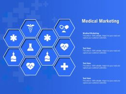 Medical Marketing Ppt Powerpoint Presentation Summary Layout