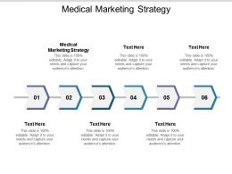 Medical Marketing Strategy Ppt Powerpoint Presentation File Graphic Images Cpb