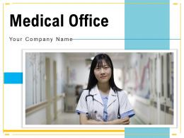Medical Office Consulting Computer Employee Engineer Performing Technology