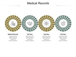 Medical Records Ppt Powerpoint Presentation Gallery Display Cpb