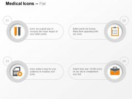 Medical Report System Health Issues Ppt Icons Graphics