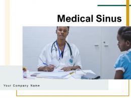 Medical Sinus Analyzing Endoscopic Investigating Symptoms Operating
