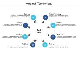 Medical Technology Ppt Powerpoint Presentation Portfolio Slides Cpb