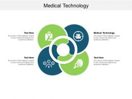 Medical Technology Ppt Powerpoint Presentation Slides Example Cpb