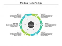 Medical Terminology Ppt Powerpoint Presentation Template Cpb