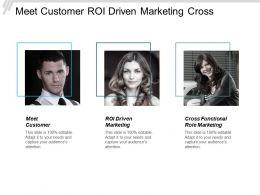 Meet Customer Roi Driven Marketing Cross Functional Role Marketing Cpb