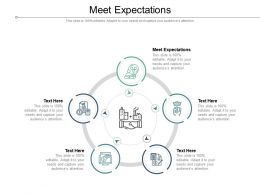 Meet Expectations Ppt Powerpoint Presentation Pictures Themes Cpb