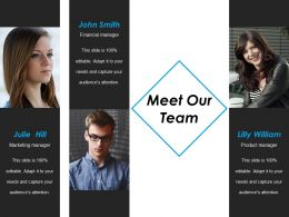 Meet Our Team Powerpoint Templates Microsoft Template 1