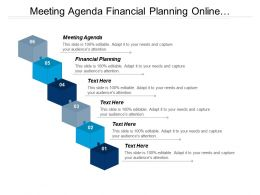Meeting Agenda Financial Planning Online Advertising Investment Planning Cpb