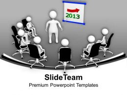 Meeting For 2013 Business PowerPoint Templates PPT Themes And Graphics 0113