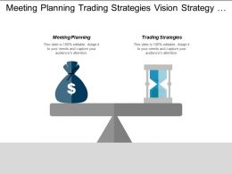 Meeting Planning Trading Strategies Vision Strategy Social Networking Cpb
