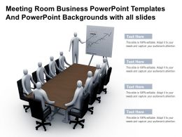 Meeting Room Business Templates And Powerpoint With All Slides Powerpoint Ppt