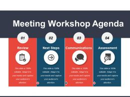 Meeting Workshop Agenda Powerpoint Guide