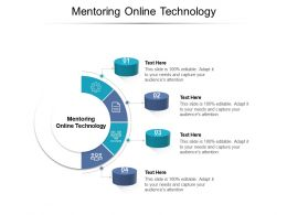Mentoring Online Technology Ppt Powerpoint Presentation Layouts Format Ideas Cpb