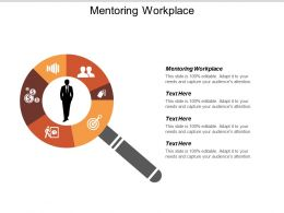 Mentoring Workplace Ppt Powerpoint Presentation Gallery Show Cpb