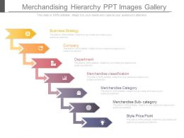 Merchandising Hierarchy Ppt Images Gallery